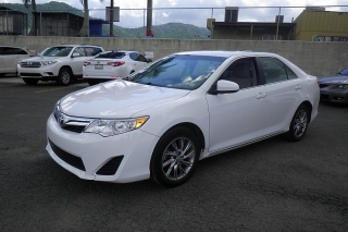 Toyota Camry Le Blanco 2012