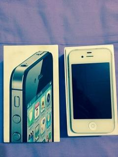 iPhone 4s 32GB de CLARO