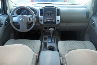 Nissan Frontier Sv Blanco 2011