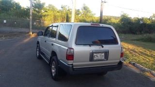"""""""Toyota 4Runner 4Cylindros"""""""