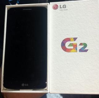 Celular LG G2 Claro