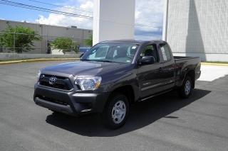 Toyota Tacoma Base Gris Oscuro 2015