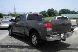 Toyota Tundra Gris Oscuro 2007
