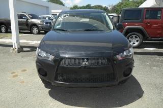 Mitsubishi Outlander Es Negro 2013
