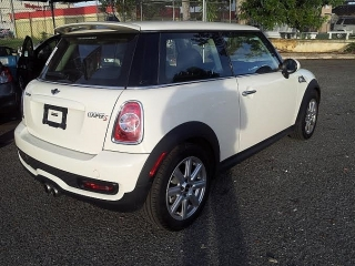 2013 MINI COOPER S TURBO
