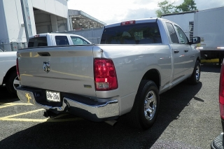 Dodge 1500 Pickup St Plateado 2012