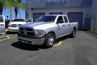 Dodge 1500 Pickup St Plateado 2012