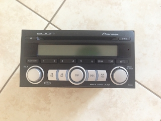 Radio Scion tc 2008