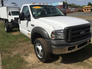 FORD F-550 SD 2005