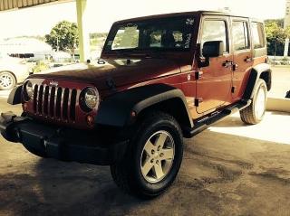 Jeep Wrangler 2013 COMO NUEVO