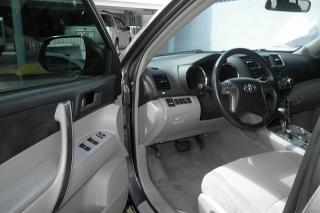 Toyota Highlander Limited Gris Oscuro 2009