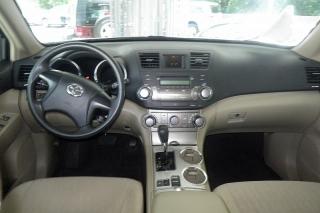 Toyota Highlander Blanco 2012