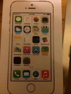Iphone 5s y $120 a cambio de iphone 6 o 6 plus