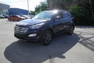 Hyundai Santa Fe Sport Azul 2014