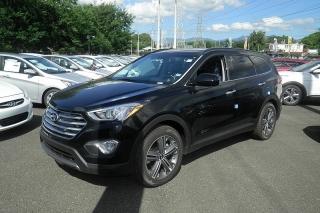 Hyundai Santa Fe Negro 2014