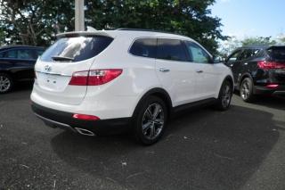 Hyundai Santa Fe Blanco 2014