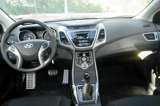 Hyundai Elantra Gls Azul 2015