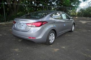 Hyundai Elantra Gls Plateado 2015
