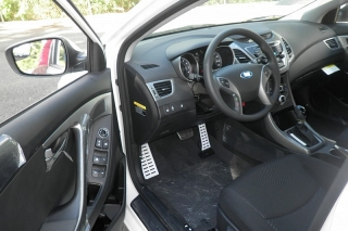 Hyundai Elantra Gls Blanco 2015