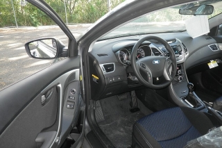 Hyundai Elantra Coupe Plateado 2014