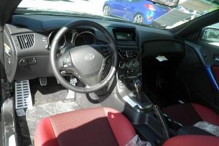 Hyundai Genesis Coupe 2.0 Negro 2014