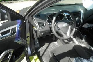 Hyundai Veloster Gris Oscuro 2015