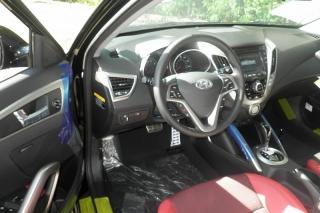 Hyundai Veloster Negro 2015