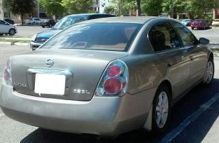 Nissan Altima 2006 SL 2.5, $8,00 OMO