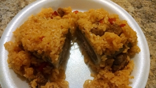 Vegetarian Pasteles Cassava, Linguee and Cheese