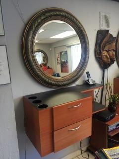 Seccion para estilista o barbero