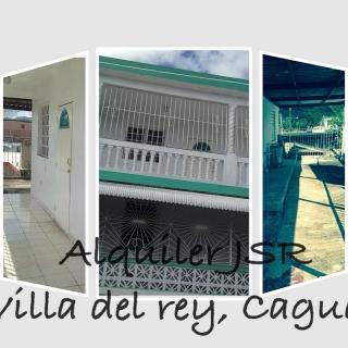 4TA VILLA DEL REY, CAGUAS SOLO $500.00