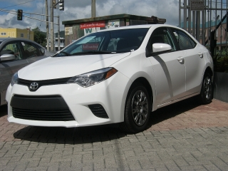 TOYOTA COROLLA 2014 LIKE NEW