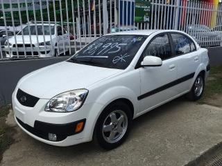 KIA RIO LX 2009 $4,995
