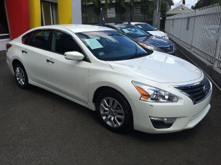 NISSAN ALTIMA 2.5 S 2013 4CILINDROS FULL POWER POWER $14,995
