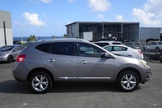 Nissan Rogue Sv Gris Oscuro 2011