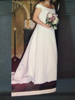 Se vende bello traje de novia