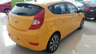 Hyundai Accent 5 2016