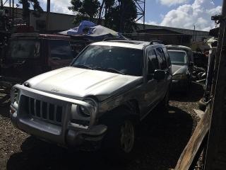 Jeep Liberty 02 para piezas