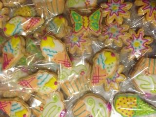 Taller galletas decoradas
