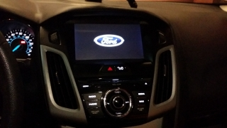 Radio Ford Focus 2012 Original