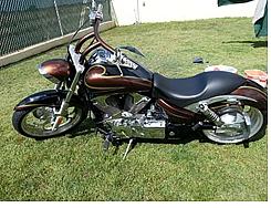 vtx1300 kit 240 ano 2006