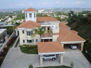 Vista panorámica a San Juan PR
