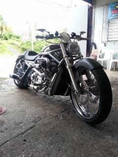 Harley V-ROD Turbo