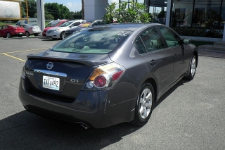 Nissan Altima 2.5 S Gris Oscuro 2008