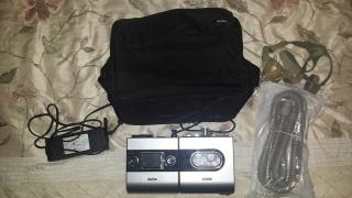 Maquina CPAP ResMed con Humidificador