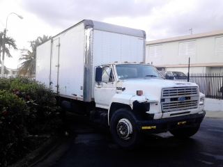 Ford F-700 1987