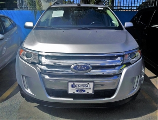 Ford Edge SEL Plateado 2013