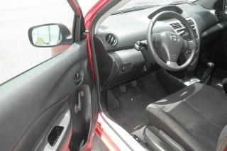 Toyota Yaris Rojo 2010