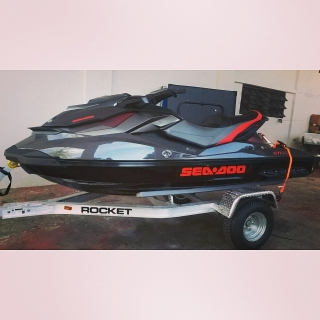 2014 SEA-DOO GTI LIMITED 155