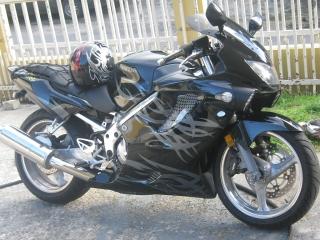 MOTORA HONDA CBR 600 DEL 99